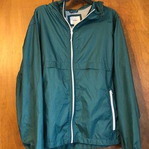 Old Navy windbreaker/raincoat